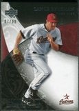2007 Upper Deck Exquisite Collection Rookie Signatures #29 Lance Berkman /99