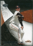 2007 Upper Deck Exquisite Collection Rookie Signatures #33 Noah Lowry /99