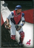 2007 Upper Deck Exquisite Collection Rookie Signatures #48 Victor Martinez /99