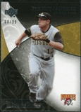 2007 Upper Deck Exquisite Collection Rookie Signatures #77 Freddy Sanchez /99