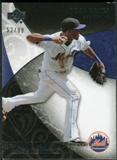 2007 Upper Deck Exquisite Collection Rookie Signatures #83 Jose Reyes /99