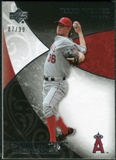 2007 Upper Deck Exquisite Collection Rookie Signatures #84 Jered Weaver /99