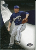 2007 Upper Deck Exquisite Collection Rookie Signatures #94 Ben Sheets /99
