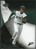 2007 Upper Deck Exquisite Collection Rookie Signatures #95 B.J. Upton /99