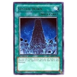 Yu-Gi-Oh Cybernetic Revolution Single System Down Rare