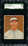 1933 Goudey Baseball #236 George Davis SGC 84 (NM 7) *0020