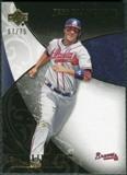 2007 Upper Deck Exquisite Collection Rookie Signatures Gold #40 Jeff Francoeur /75