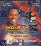 Star Trek: Deep Space 9 Retail Box (1993 Skybox)