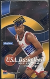 1996/97 Skybox USA Basketball Retail Box