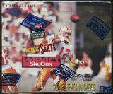 1996 Skybox Impact Football Retail Box