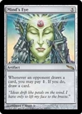 Magic the Gathering Mirrodin Single Mind's Eye - NEAR MINT (NM)