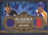2008/09 Artifacts #TTRS Luc Robitaille & Steve Shutt Tundra Tandems Bronze Jersey #67/75
