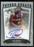 2005/06 Fleer Greats of the Game #125 Ike Diogu Autograph /99