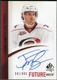 2010/11 Upper Deck SP Authentic #296 Jamie McBain RC Autograph /999