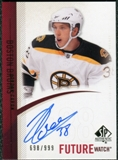 2010/11 Upper Deck SP Authentic #304 Jordan Caron Autograph /999