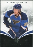 2010/11 Upper Deck Ultimate Collection #98 Ian Cole RC /399