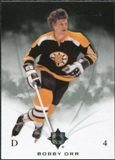 2010/11 Upper Deck Ultimate Collection #5 Bobby Orr /399