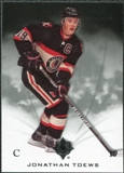 2010/11 Upper Deck Ultimate Collection #10 Jonathan Toews /399