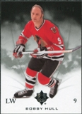 2010/11 Upper Deck Ultimate Collection #11 Bobby Hull /399
