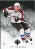 2010/11 Upper Deck Ultimate Collection #15 Matt Duchene /399