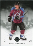 2010/11 Upper Deck Ultimate Collection #17 Paul Stastny /399