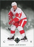 2010/11 Upper Deck Ultimate Collection #20 Igor Larionov /399