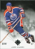 2010/11 Upper Deck Ultimate Collection #25 Jari Kurri /399