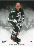 2010/11 Upper Deck Ultimate Collection #27 Gordie Howe /399