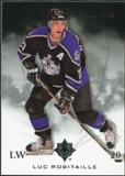2010/11 Upper Deck Ultimate Collection #28 Luc Robitaille /399