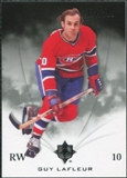 2010/11 Upper Deck Ultimate Collection #30 Guy Lafleur /399