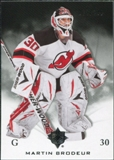 2010/11 Upper Deck Ultimate Collection #33 Martin Brodeur /399