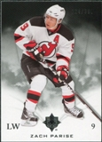 2010/11 Upper Deck Ultimate Collection #34 Zach Parise /399