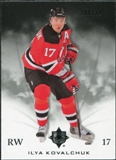 2010/11 Upper Deck Ultimate Collection #35 Ilya Kovalchuk /399