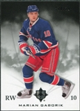2010/11 Upper Deck Ultimate Collection #38 Marian Gaborik /399