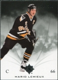 2010/11 Upper Deck Ultimate Collection #43 Mario Lemieux /399