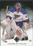 2010/11 Upper Deck Ultimate Collection #50 Jaroslav Halak /399