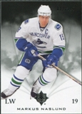 2010/11 Upper Deck Ultimate Collection #55 Markus Naslund /399