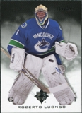 2010/11 Upper Deck Ultimate Collection #56 Roberto Luongo /399