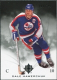 2010/11 Upper Deck Ultimate Collection #60 Dale Hawerchuk /399