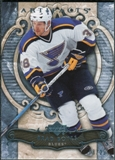 2007/08 Upper Deck Artifacts Blue #83 Brad Boyes /25
