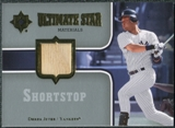 2007 Upper Deck Ultimate Collection Ultimate Star Materials #DJ2 Derek Jeter
