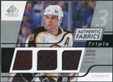 2008/09 Upper Deck SP Game Used Triple Authentic Fabrics #3AFAO Adam Oates