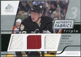 2008/09 Upper Deck SP Game Used Triple Authentic Fabrics #3AFHO Marian Hossa