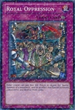 Yu-Gi-Oh Duel Terminal 4 Single Royal Oppression Common DT04