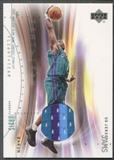 2001/02 Upper Deck #BDJ Baron Davis Flight Team UD Jersey Jams