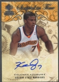 2008/09 Upper Deck SP Rookie Threads #SITKA Kelenna Azubuike Scripted in Time Auto