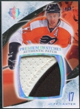 2010/11 Upper Deck Ultimate Collection Premium Patches #PJC Jeff Carter /25