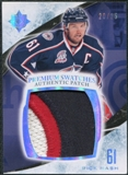 2010/11 Upper Deck Ultimate Collection Premium Patches #PRN Rick Nash /25