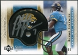 2005 Upper Deck Sweet Spot Signatures Gold #SSBL Byron Leftwich Autograph /50