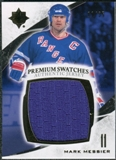 2010/11 Upper Deck Ultimate Collection Premium Swatches #PMM Mark Messier /35